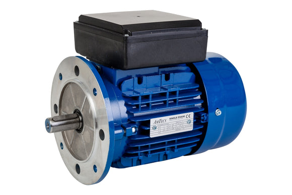 Motor VDL Fittra Pan Line, mounts directly onto Gearbox with a dry joint, 0.55kW, 1 Phase, 4 Pole