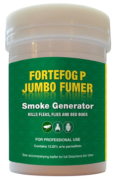 Fortefog P Jumbo fumer for upto 4,000m³