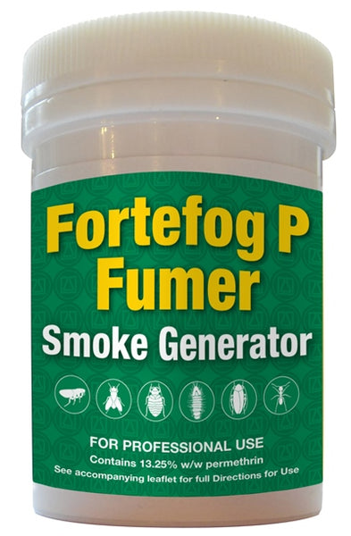 Fortefog P Maxi fumer for upto 1,000m³