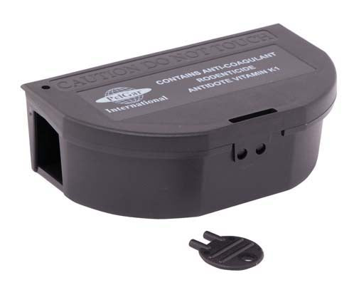 Mouse Box - with 1 key
