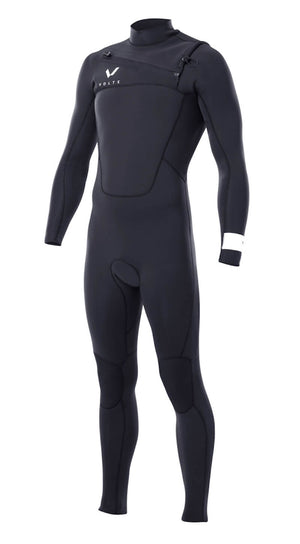 Youth Premium 3x2 Chest-Zip Steamer - Volte Wetsuits Australia