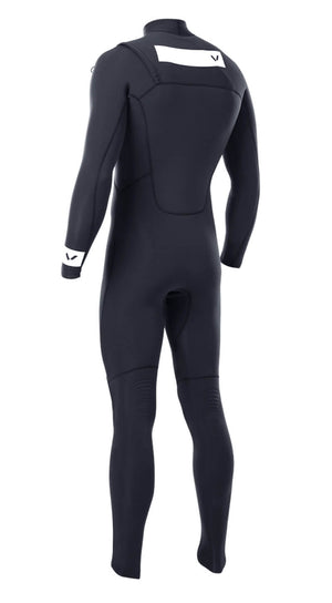 Mens Premium 3x2 Chest-Zip Steamer - Volte Wetsuits Australia