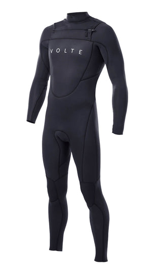 Mens Vital 3x2 Chest-Zip Steamer - Volte Wetsuits Australia