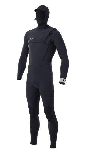 Mens Premium 4.5 Zipperless Hooded Steamer - Volte Wetsuits Australia