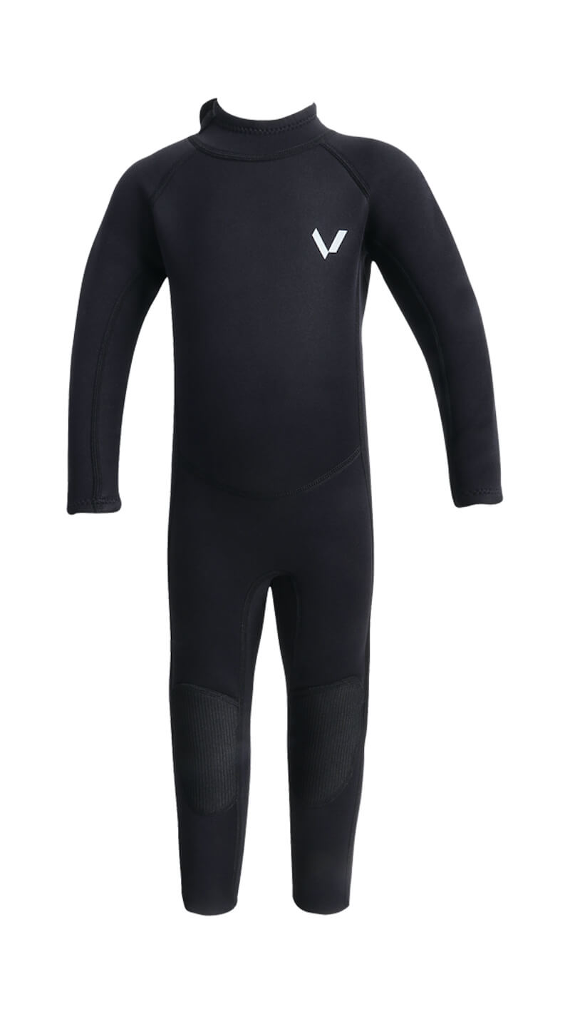 Toddler Vital 2x2 Back-Zip Steamer - Volte Wetsuits Australia