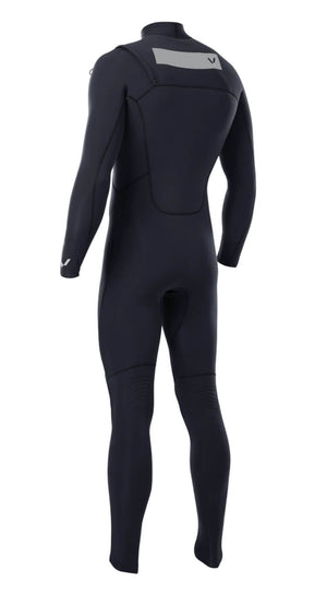 Youth Premium 4x3 Chest-Zip Steamer - Volte Wetsuits Australia
