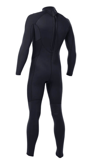 Mens Vital 3x2 Back-Zip Steamer - Volte Wetsuits Australia