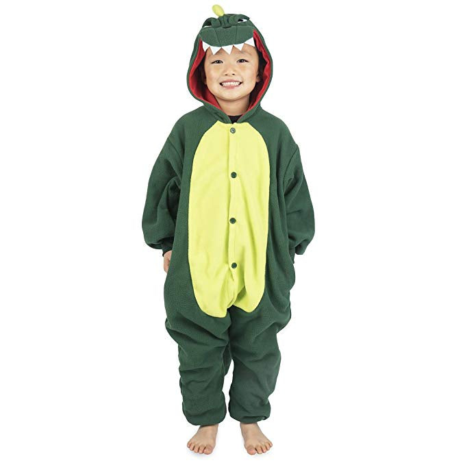 Kids Dragon Costume Onesie