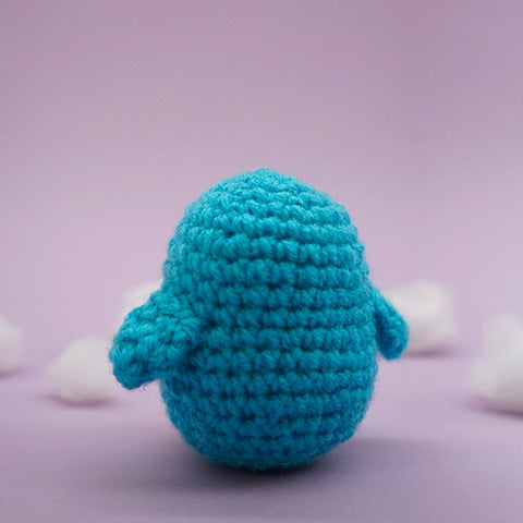 Free Woobles penguin crochet pattern