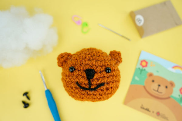 pip woobles crochet kit