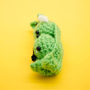 Two Peas in a Pod Crochet Pattern