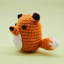 Load image into Gallery viewer, Fox Crochet Pattern