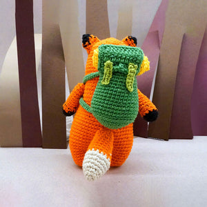Francois the Fox Crochet Kit