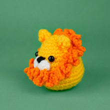 Load image into Gallery viewer, Lion Crochet Pattern