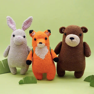 Woodlands Edition Crochet Pattern