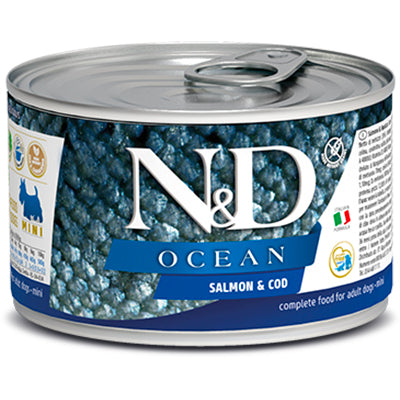 Farmina N&D Ocean Salmon & Codfish Canned Dog Food