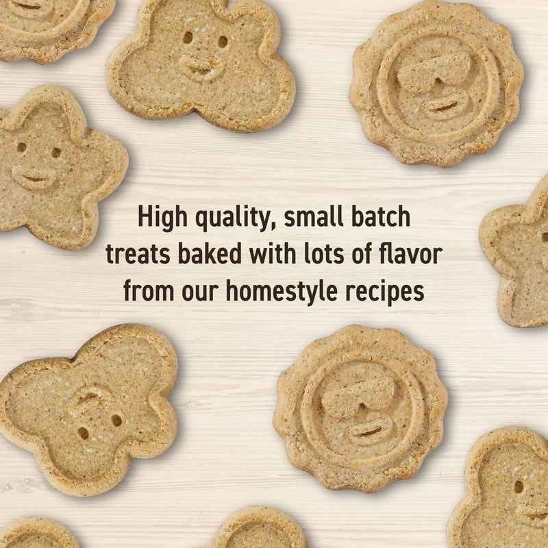 Cloud Star Wag More Bark Less Grain Free Oven Baked Dog Treats with Pumpkin, 14oz