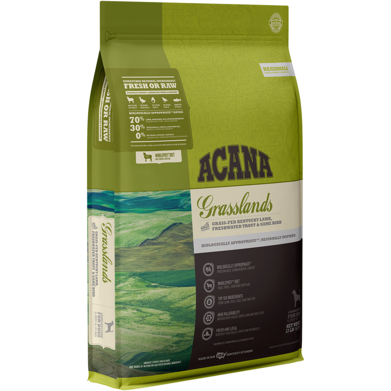 Acana Regionals Grassland Dry Dog Food