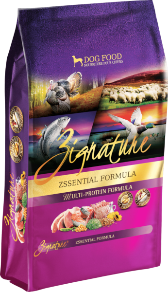 Zignature Zssentials Multi-Protein Formula Dry Dog Food
