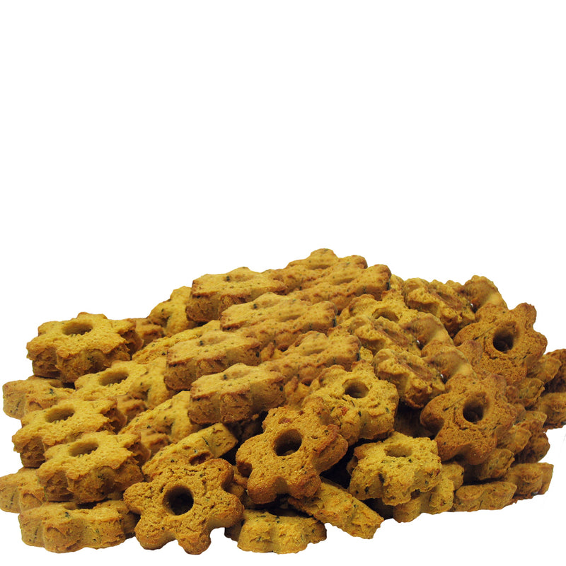 K9 Granola Factory Pumpkin Crunchers Dog Treats, Peanut Butter