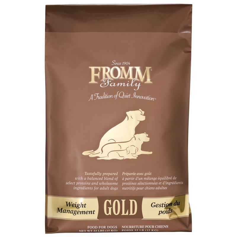 Fromm Gold Holistic Weight Management Dry Dog Food