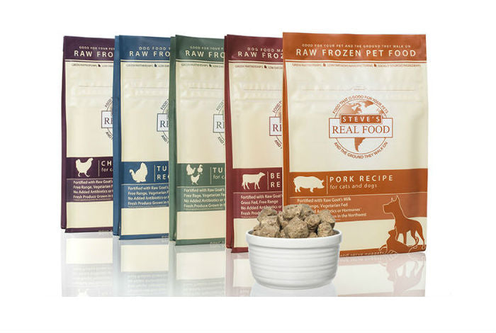 Steve's Real Food Raw Food for Dogs and Cats