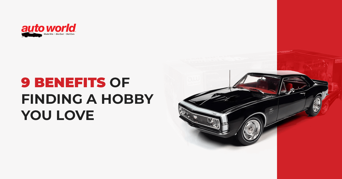 9 Benefits of Finding a Hobby You Love