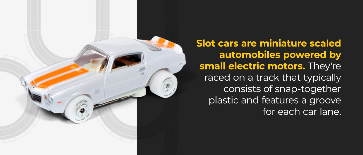 What Is Slot Car Racing?