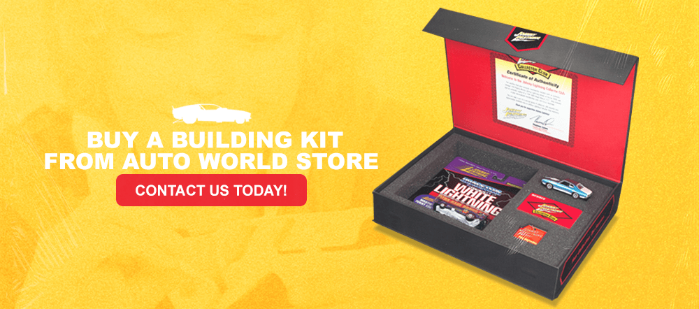 Buy a Model Building Kit From Auto World Store