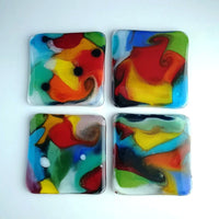 colourburst Set of Coasters