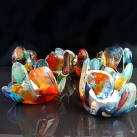 Colourburst candleholders