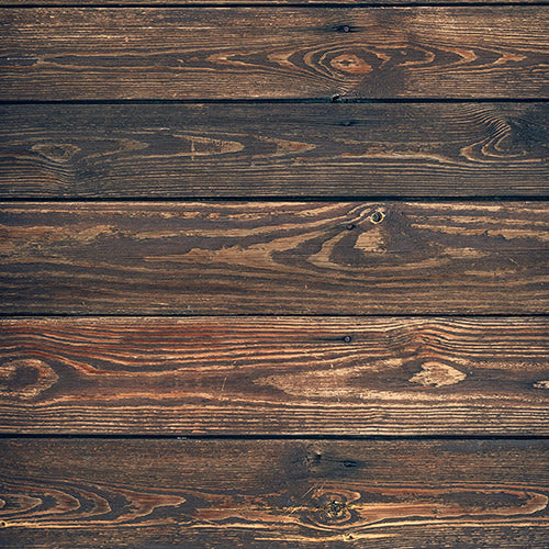 Rentals - Burnt Wood - Printed Baby Backdrops - 5 by 6 feet