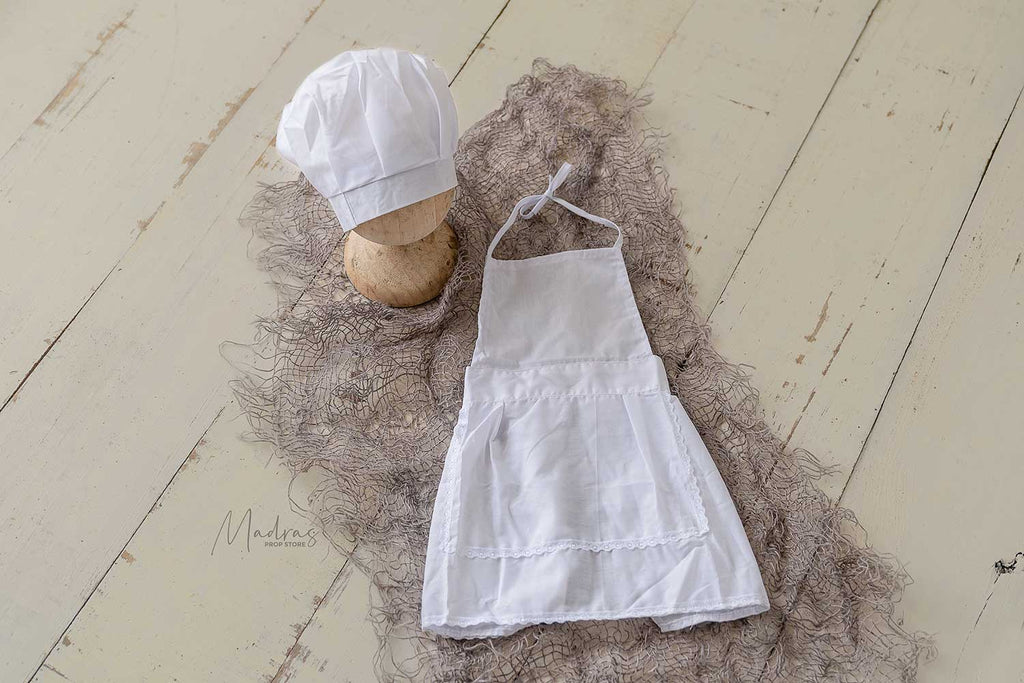 Rentals - Chef Outfit With Chef Cap