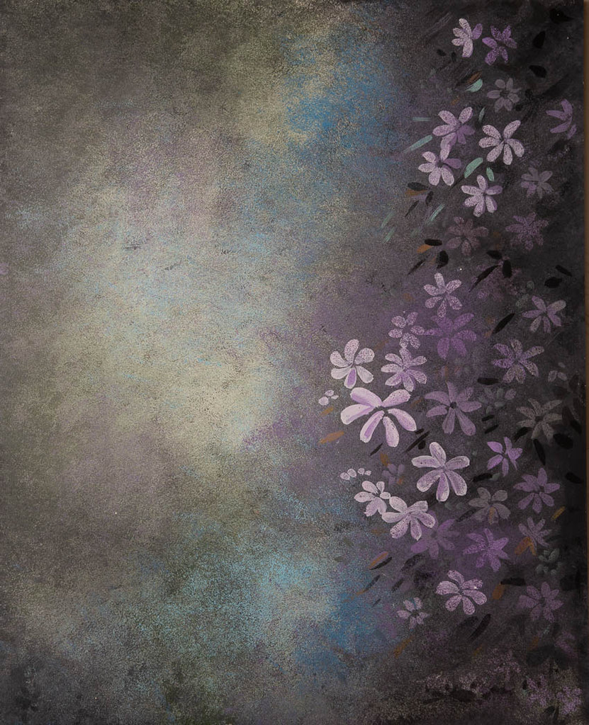 Rentals - Floral Spray - Printed Baby Backdrops - 5 by 12 feet
