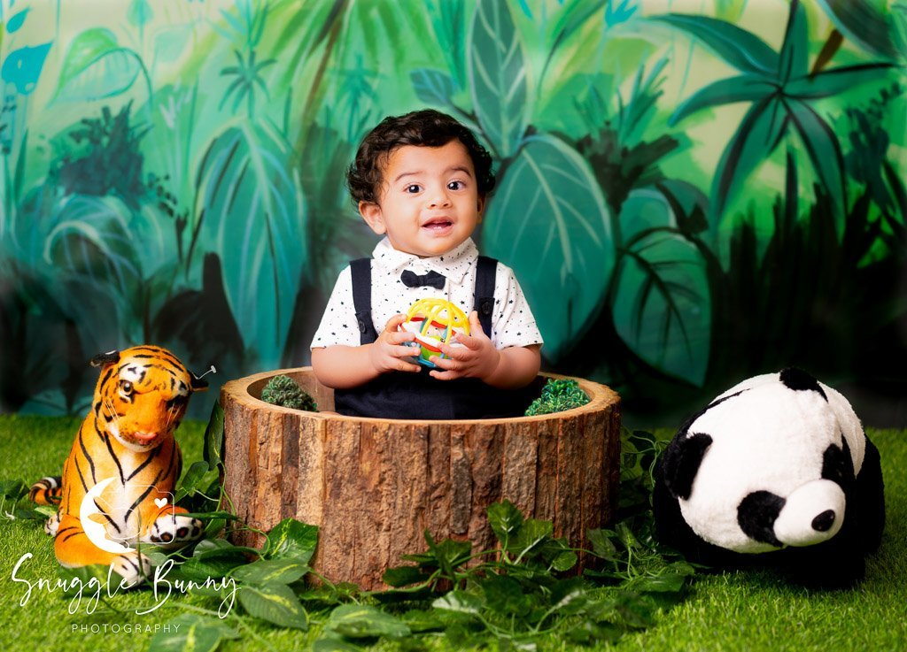 Rentals - Forest - Printed Baby Backdrops - 5 by 4 feet