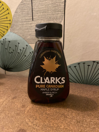 CLARK'S Canadian Maple Syrup