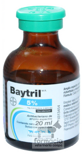 Baytril 5% 20 ml