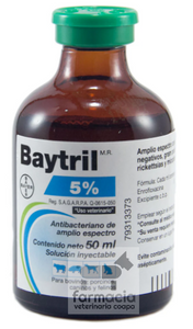 Baytril 5% 50 ml
