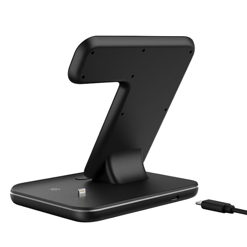 3 in 1 Wireless Charging Station Compatible for Apple iWatch Series,AirPods Pro 2,iPhone