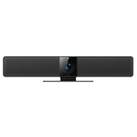 4K Ultra HD AI Speaker Tracking Video Conference Room Camera With Built-In Microphone and Speakers
