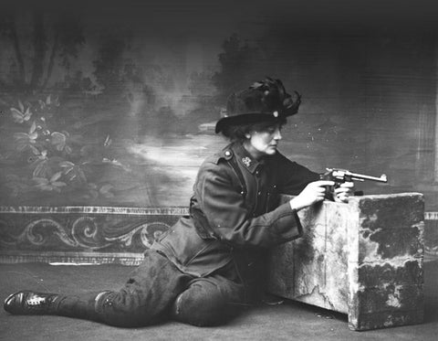 The Women of the 1916 Rising
