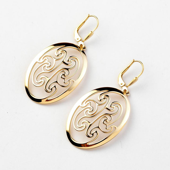 Aisling Earrings - Brian de Staic Celtic/Irish Jewelry