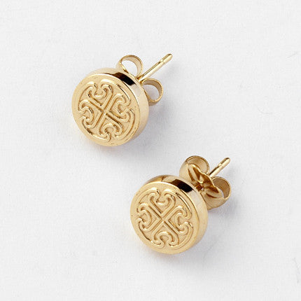 Ardmore Earrings - Brian de Staic Celtic/Irish Jewelry