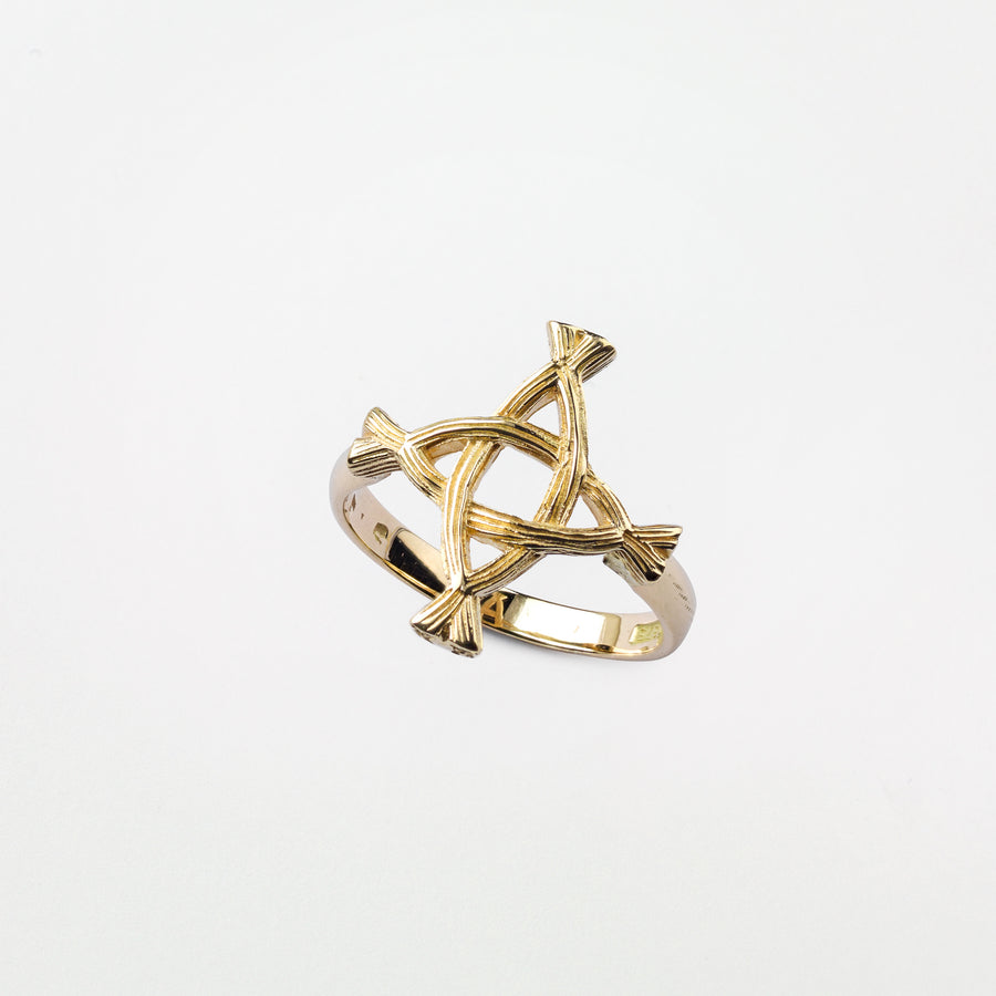 St. Bridget's Cross Ring