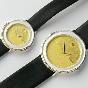 Bá ( Bay) - Handcrafted Watch from BdeS Watch Collection - Brian de Staic Celtic/Irish Jewelry
