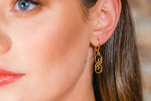 Cara (Friendship Knot) Earrings