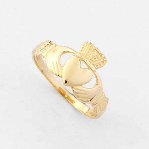 Claddagh Ring - Irish Promise Ring - Brian de Staic Celtic/Irish Jewelry