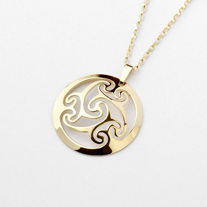 Cashel Small Pendant - Brian de Staic Celtic/Irish Jewelry