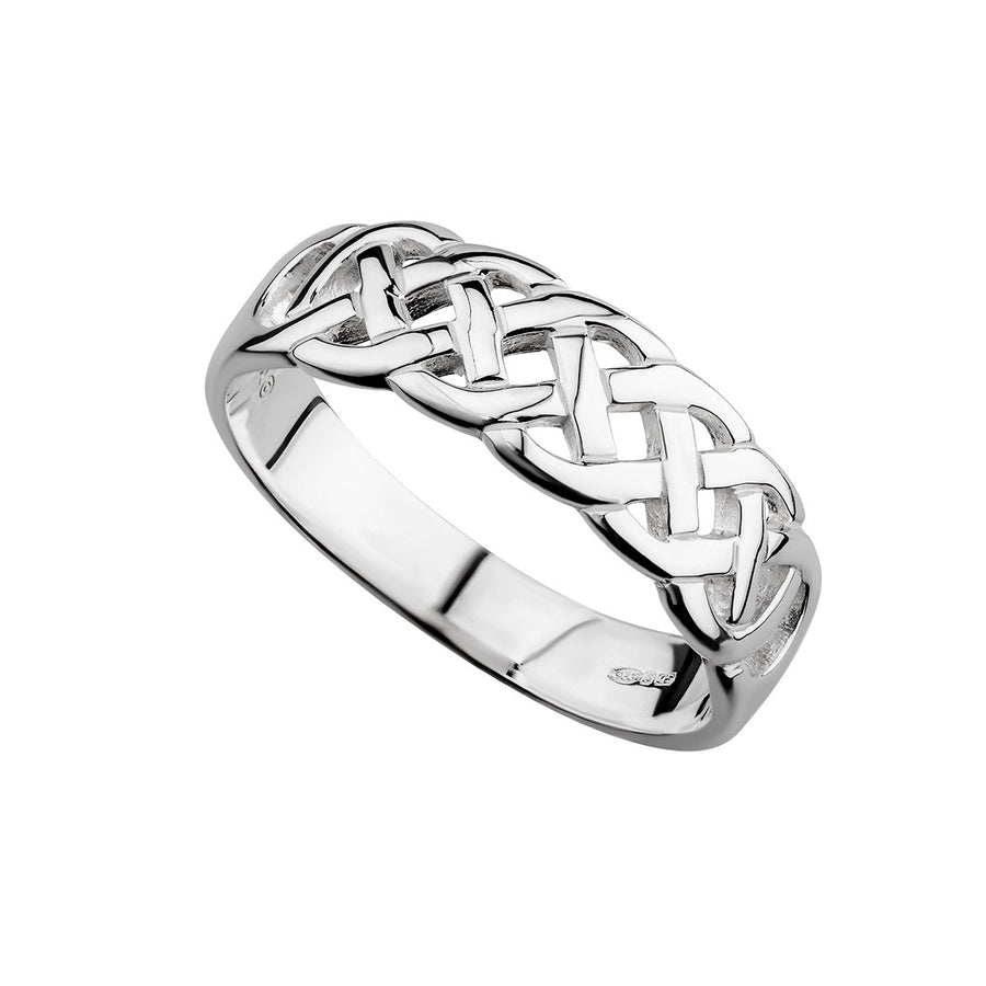 Celtic Endless Knot Ring