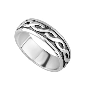 Gents Celtic Ring